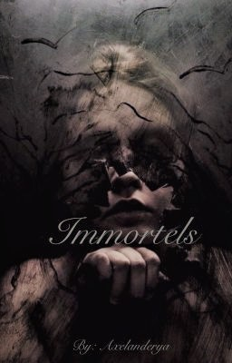 Immortels tome 1 : publication !